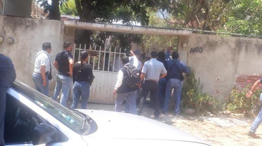 Atacan a balazos a efectivos de la AEI en Santa Rosa | El Imparcial de Oaxaca