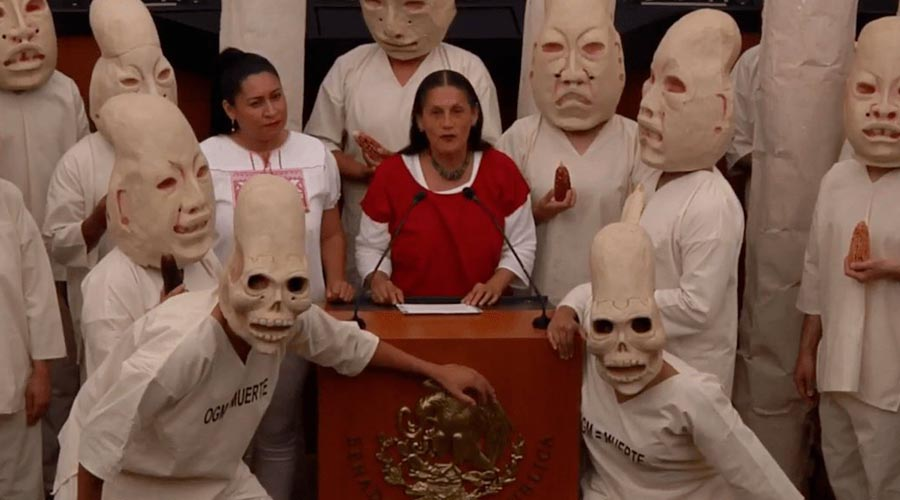 Video: Advierte Jesusa Rodríguez que la humanidad está en riesgo de morir   El Imparcial de Oaxaca