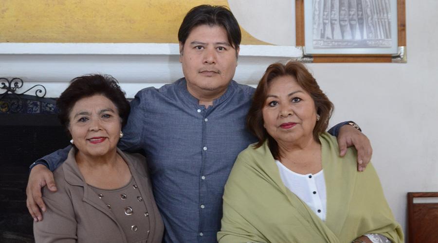 Margarita  y Raymundo  cumplieron años