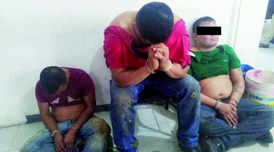 Caen presuntos asaltantes de cuentahabientes en Tehuantepec | El Imparcial de Oaxaca