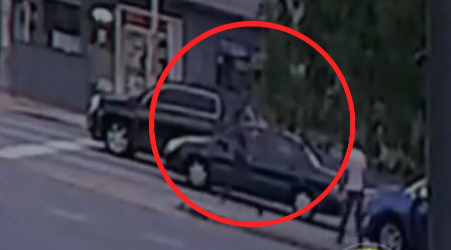 Video: Momento exacto en que Pablo Lyle golpea a hombre que más tarde murió | El Imparcial de Oaxaca