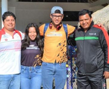Atletas, ciclistas y boxeadores oaxaqueños competirán en Olimpiada Nacional