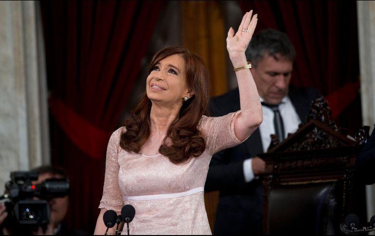 Cristina Fernández se postula a la vicepresidencia de Argentina   El Imparcial de Oaxaca