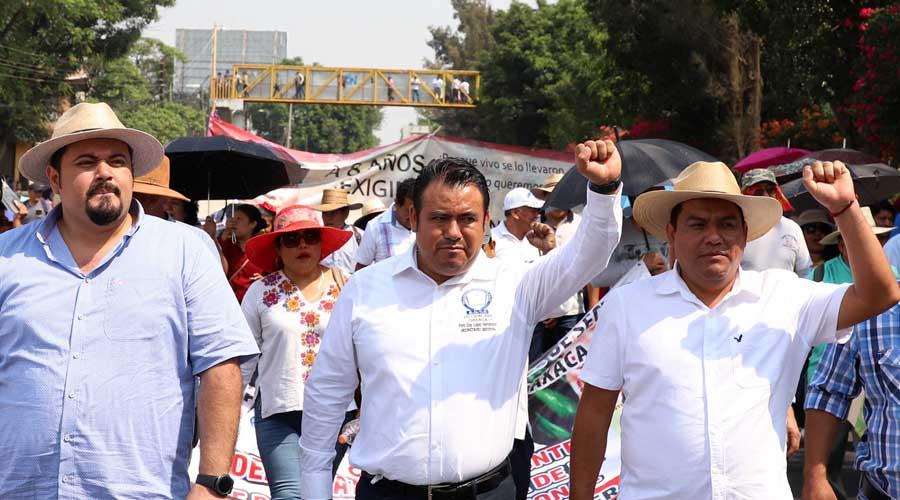 Insiste S-22 en abrogar Reforma Educativa | El Imparcial de Oaxaca