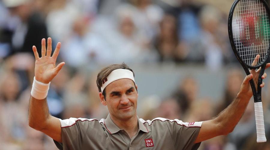 Avanza Roger Federer en el Roland Garros 2019 | El Imparcial de Oaxaca