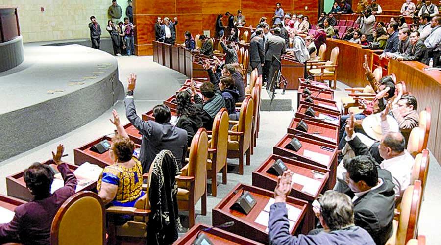 Diputados federales de Oaxaca demuestran poco rendimiento | El Imparcial de Oaxaca