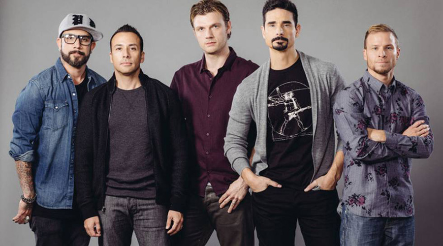 "Backstreet Boys relanzan en versión acústica el tema ""I Want It That Way"" 