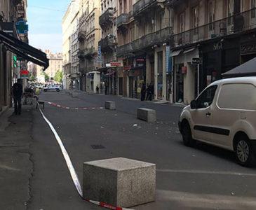 Explosión en Lyon, Francia deja al menos ocho heridos