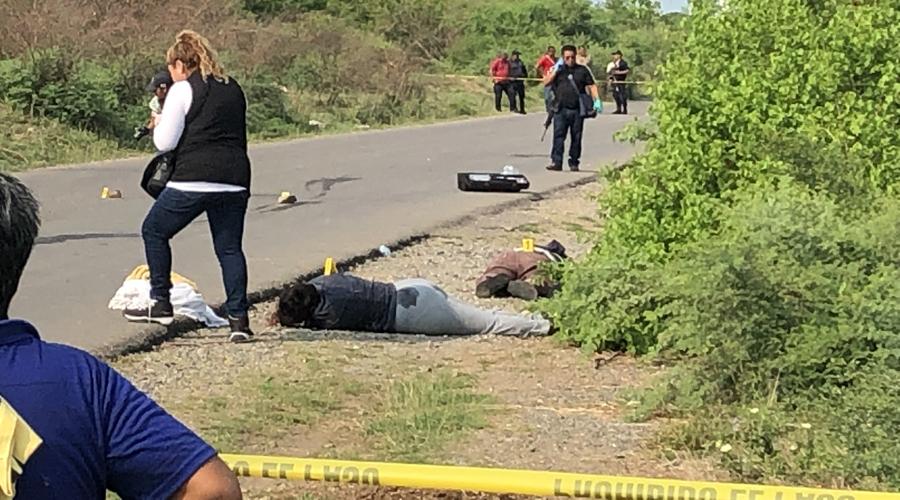 Masacran a balazos a seis personas en La Venta | El Imparcial de Oaxaca