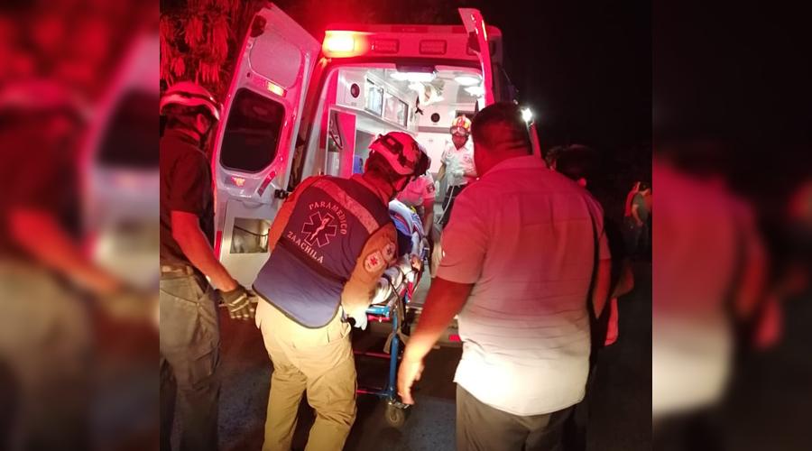 Atropellan a motociclista en carretera a Zaachila | El Imparcial de Oaxaca