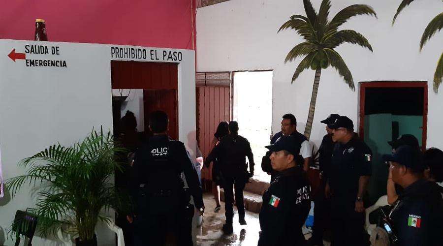 Clausuran dos bares en Zaachila | El Imparcial de Oaxaca