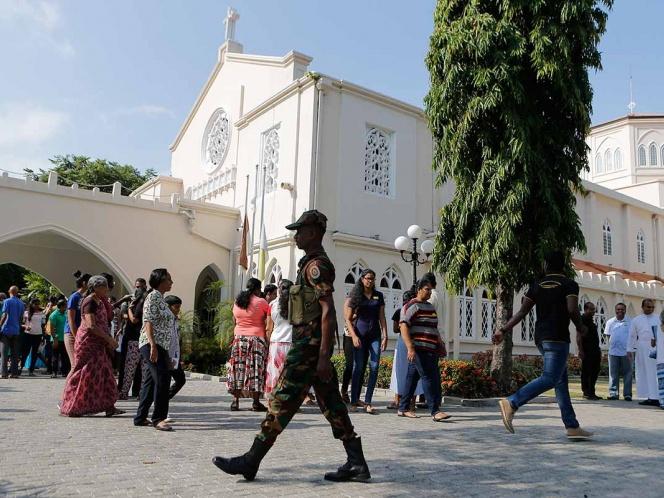 Reabren iglesias católicas en Sri Lanka luego de ola de atentados | El Imparcial de Oaxaca