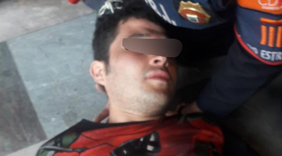 Joven se intenta suicidar dos veces en el Metro | El Imparcial de Oaxaca