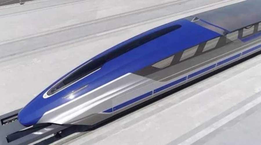 "Presentan prototipo de tren bala ""super veloz"" en China | El Imparcial de Oaxaca"