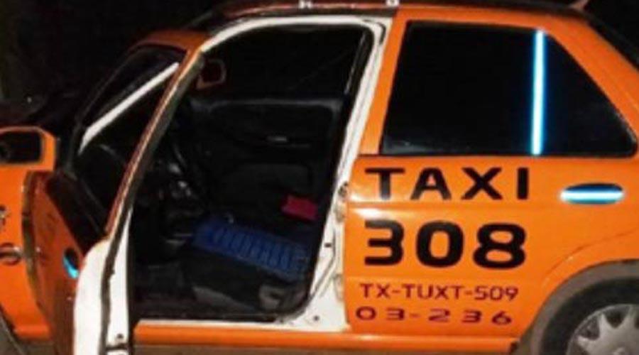 Recuperan taxi robado en Tuxtepec | El Imparcial de Oaxaca