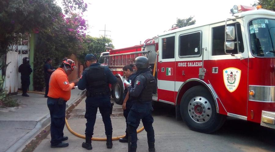 Llamada moviliza a cuerpos de rescate por falso incendio   El Imparcial de Oaxaca
