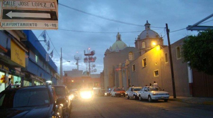 Dos sujetos son detenidos por robo en Huajuapan | El Imparcial de Oaxaca