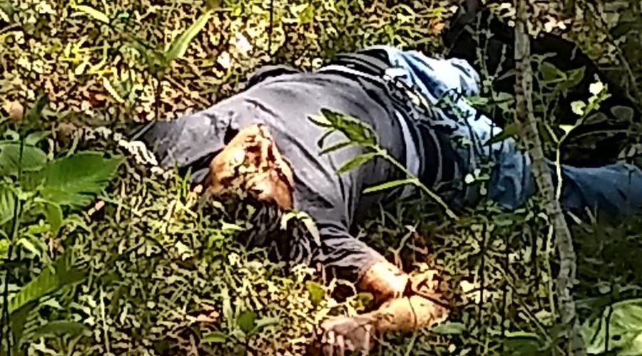 Asesinan a hombre en Paso Real, San Juan Guichicovi | El Imparcial de Oaxaca