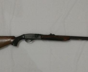 Hombre se paseaba en Loxicha, con rifle calibre 22