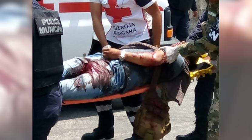 Balacean a dos hombres, uno muere en el hospital | El Imparcial de Oaxaca