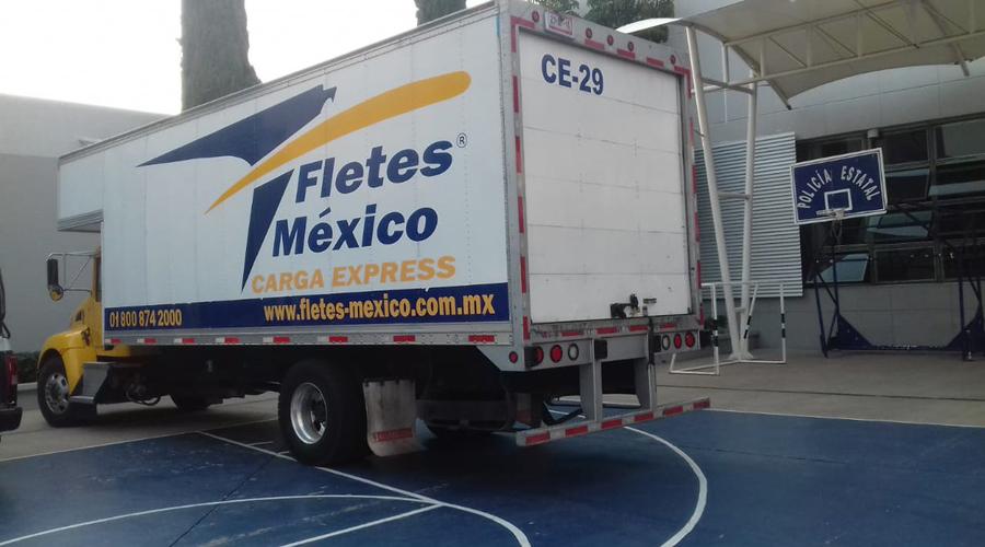 Aseguran camión con reporte de robo en Ánimas Trujano | El Imparcial de Oaxaca