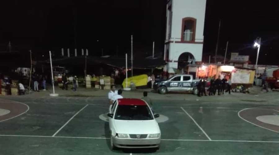 Intentan linchar a dos ladrones en Santa María Chilchotla | El Imparcial de Oaxaca