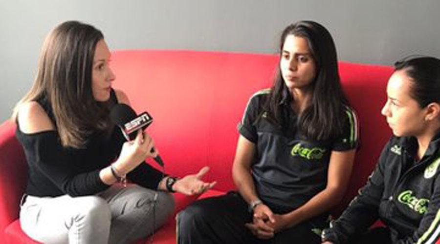 Conductora deja ESPN para convertirse en directiva de Chivas Femenil | El Imparcial de Oaxaca