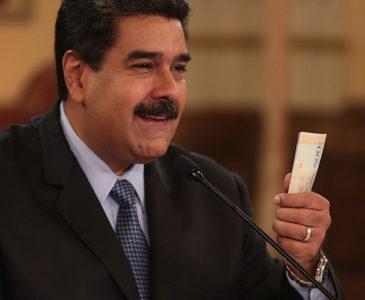 Nicolás Maduro ordena una 'inversión inmediata' en Huawei