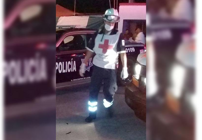 Menor motociclista se lesiona en carretera de Huajuapan | El Imparcial de Oaxaca