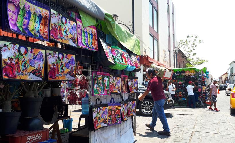 Ambulantaje, avalado por organizaciones político-ideológicas de Oaxaca | El Imparcial de Oaxaca