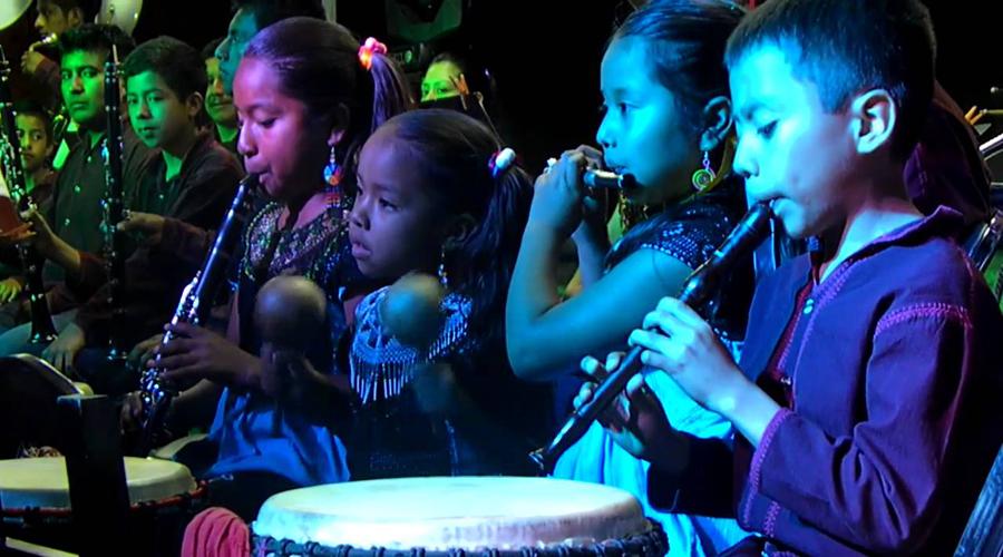 Banda del Calmécac  va a las Islas Marías