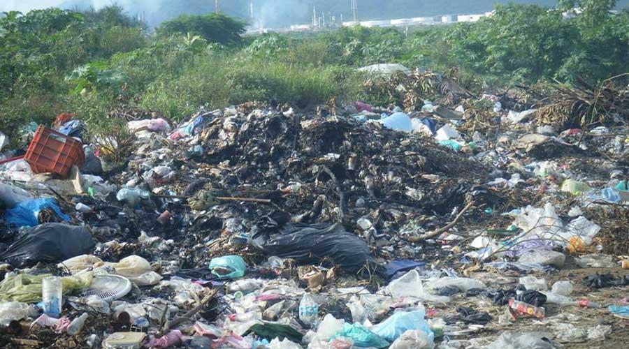 Basurero municipal de Salina Cruz, un problema de Salud Pública