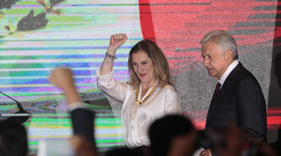 Beatriz Gutiérrez deja Twitter por ataques y acoso de bots | El Imparcial de Oaxaca