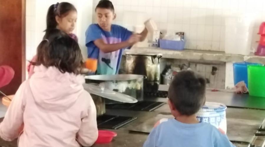 Buscan cumplir el sueño de los niños del albergue de Santiago Yosondúa