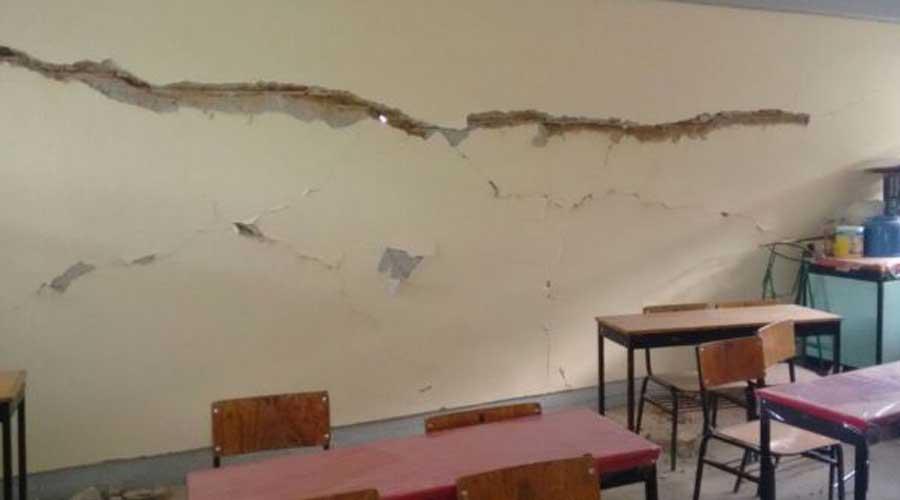 Buscan rehabilitar  las escuelas de la Mixteca | El Imparcial de Oaxaca