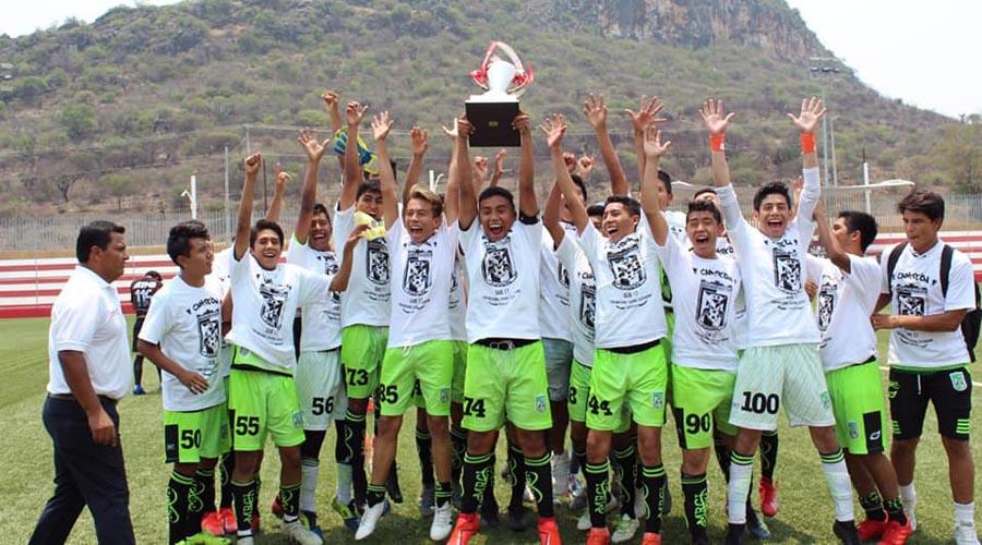 Chapulineros son campeones de la Liga Juvenil | El Imparcial de Oaxaca