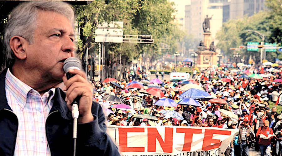 S-22 consultará a base sindical en Oaxaca sobre el paro indefinido | El Imparcial de Oaxaca