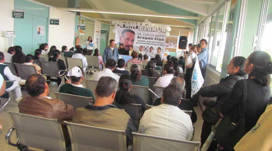 Carece de agua el Hospital N.43 del IMSS en Huautla de Jiménez | El Imparcial de Oaxaca