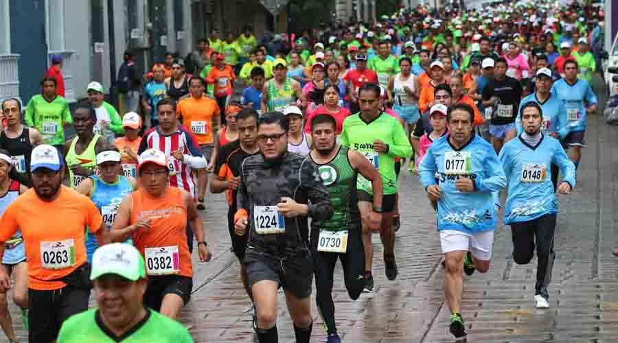 Se preparan para la carrera Home Run en Oaxaca | El Imparcial de Oaxaca