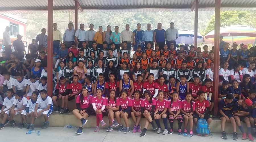 Culminan eventos deportivos y culturales indígenas en San Felipe Usila | El Imparcial de Oaxaca