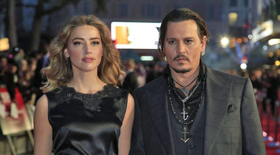 Johnny Depp asegura que fue víctima de violencia por parte de Amber Heard   El Imparcial de Oaxaca