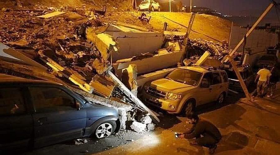 Ajustan magnitud de sismo en Perú a 7.5; hay al menos 1 muerto y 11 heridos | El Imparcial de Oaxaca