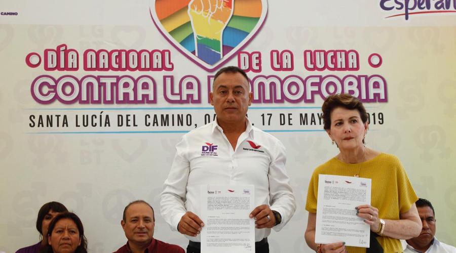 Gobierno de Santa Lucía se suma a la lucha contra el VIH y homofobia   El Imparcial de Oaxaca