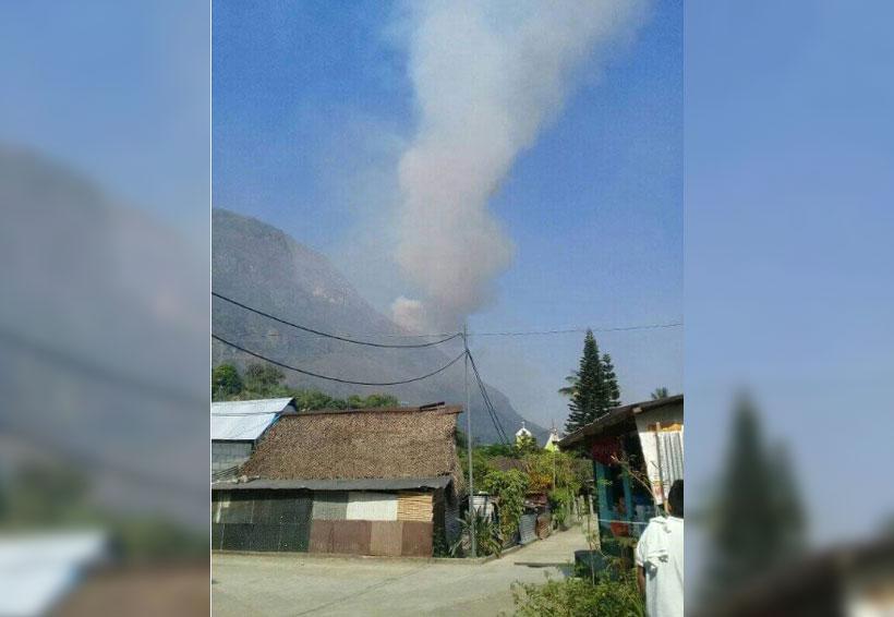Pese a lluvias, siguen activos ocho incendios   El Imparcial de Oaxaca