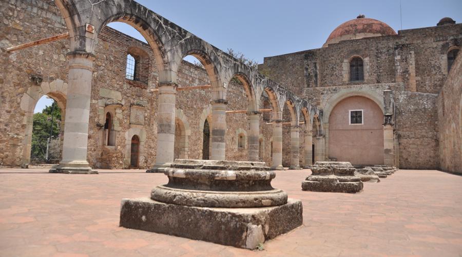 El exconvento inconcluso de Cuilápam, entre la leyenda y la verdad | El Imparcial de Oaxaca