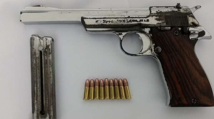 Detienen a hombre por portar una pistola en Huatulco   El Imparcial de Oaxaca