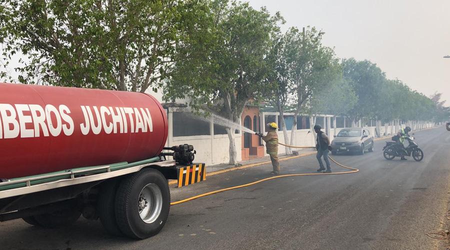 Jóvenes incendian tumbas en el panteón de Juchitán | El Imparcial de Oaxaca