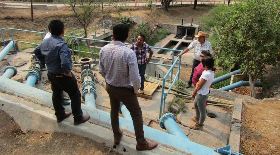 En Santa María Xochixtlapilco, preocupa el deterioro de  planta de aguas residuales
