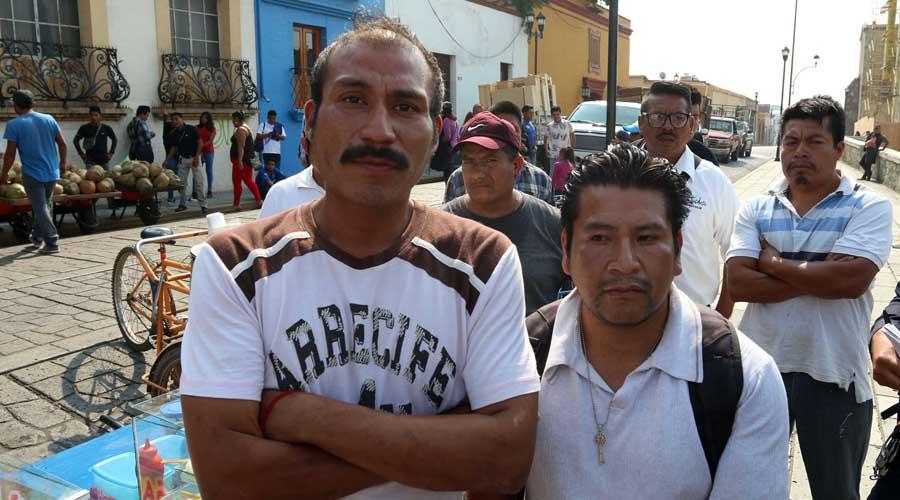 Exigen al gobierno de Oaxaca que cumpla los convenios establecidos
