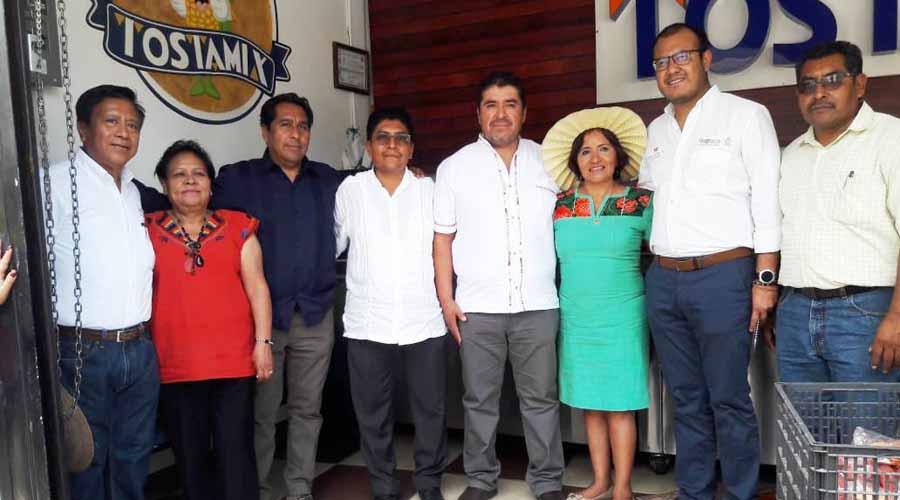 Exportarán tostadas de la  Mixteca a Estados Unidos